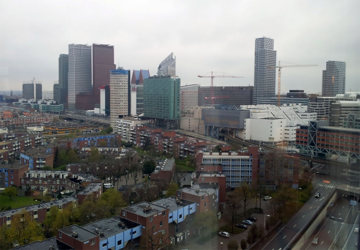 Overview of Den Haag CID