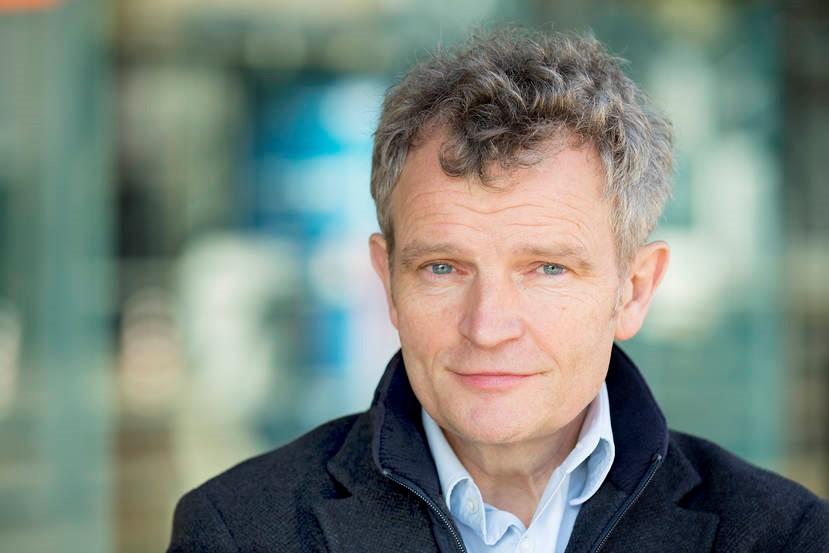 Floris Alkemade, rijksbouwmeester 2015-2021